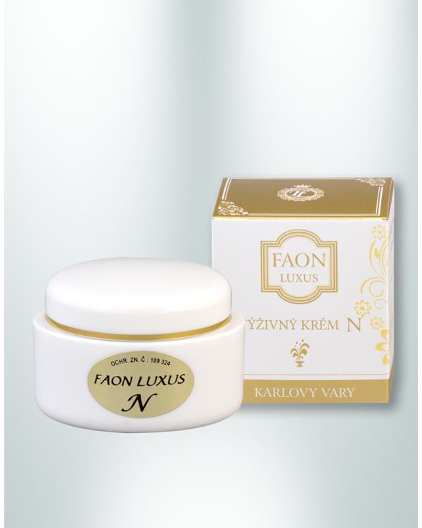 FAON Luxus N ночной крем для лица.
